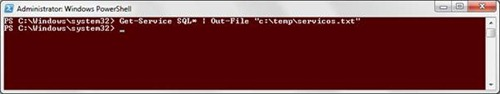 Out-File