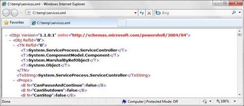 Export-CliXml