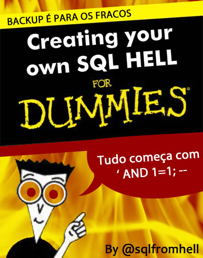 Creating Your Own SQL HELL